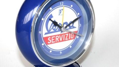 Vespa Wecker / Uhr