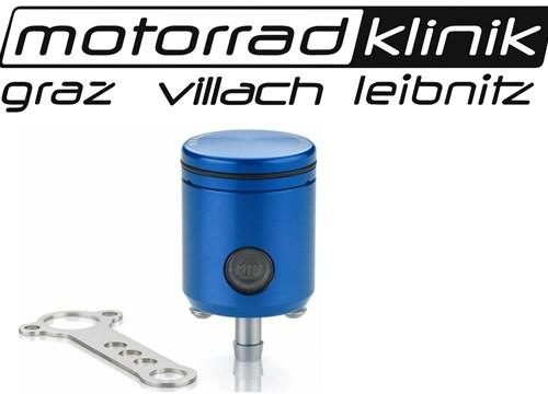 Kupplungsflüssigkeitsbehälter blau statt €60 nur €30