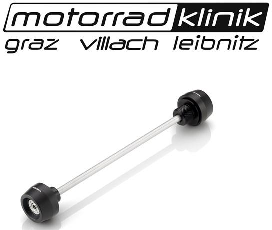 Rizoma Vorderrad Sturzpad Triumph Street Triple 07-12, R model 09-12 statt €50 nur €25