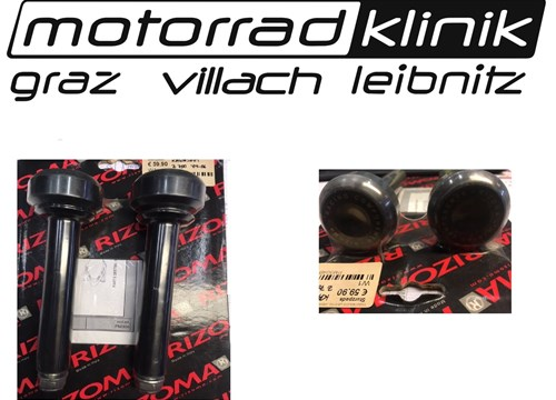 Sturzpad Kawasaki Z750 Baujahr 04-06 statt €60 nur €30