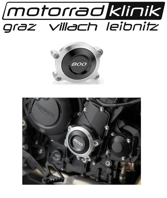 Rizoma Sturzpads Motordeckel rechts Triumph Tiger 800 Baujahr 11- statt € 140 nur €70