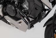 SW-MOTECH Sturzbügel. Schwarz. Honda CB125R (17-20).