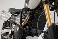 SW-MOTECH Sturzbügel. Schwarz. Triumph Scrambler 1200 XC / XE (18-).