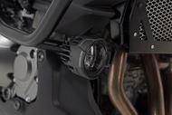 SW-MOTECH EVO Nebelscheinwerfer-Kit. Schwarz. Kawasaki Versys 1000 (18-).