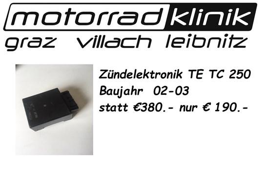 Husqvarna Zündelektronik TE TC 250 Baujahr  02-03  statt €380.- nur € 190.-