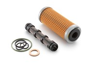 Oil filter garage kit