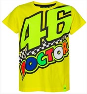 VR46 T-Shirt The Doctor Kid ge