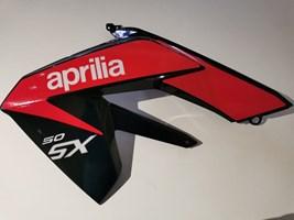 Tankverkleidung links SX50