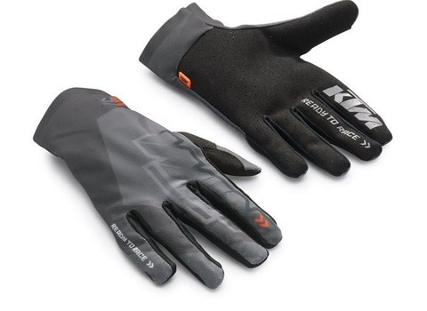GRAVITY-FX GLOVES BLACK