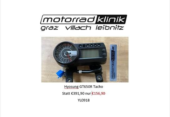 Hyosung Tacho Hyosung GT650R statt €391,90,- nur €156,90
