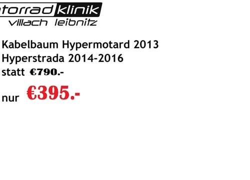 Kabelbaum Hypermotard 2013/ Hyperstrada 2014-2016 statt € 710 nur €355