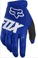 GLOVES FOX 20 DIRTPAW RACE BLUE online kaufen