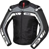 Leder-Textil Sport Jacke RS-500
