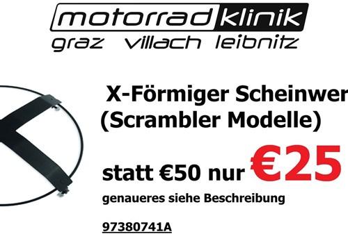 X-Förmiger Scheinwerferschutz statt €50 nur €25 genaueres siehe Beschreibung