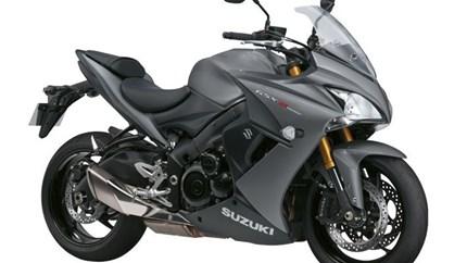 VERLEIH Suzuki GSX-S1000F