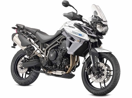 UTLEIE Triumph Tiger 800 XRx Low