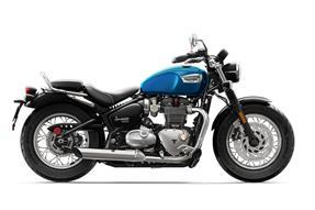 Triumph Bonneville Speedmaster Leihmotorrad anzeigen