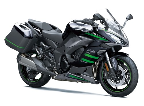 VERLEIH Kawasaki Ninja 1000SX