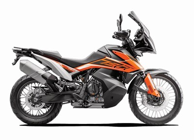 VERLEIH KTM 790 Adventure