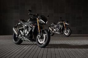 Triumph Speed Triple RS Leihmotorrad anzeigen