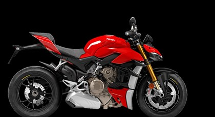 Ducati Streetfighter V4 S
