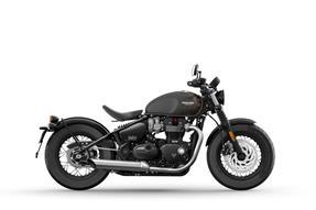 Triumph Bonneville Bobber Black Leihmotorrad anzeigen
