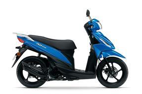 Suzuki Address 110 Leihmotorrad anzeigen