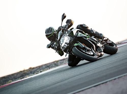 VERLEIH Kawasaki Z H2