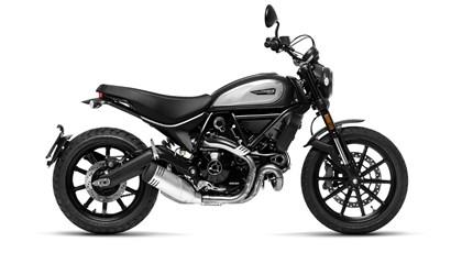 Ducati Scrambler Icon Dark