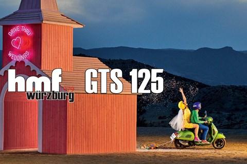 Vespa GTS 125 ie Super