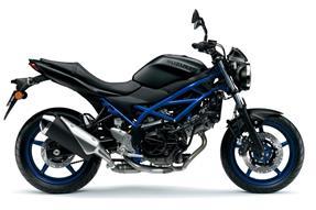 Suzuki SV 650 Leihmotorrad anzeigen