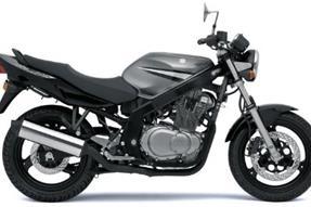 Suzuki GS 500 Leihmotorrad anzeigen