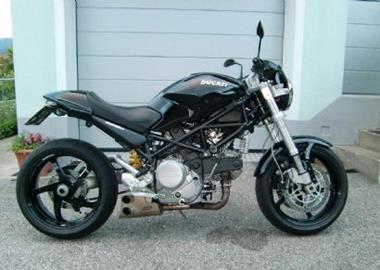 Gebrauchtmotorrad Ducati Monster S2R 800