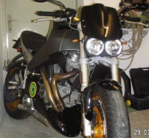 Gebrauchtmotorrad Buell Lightning XB 12 S