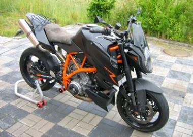 Gebrauchtmotorrad KTM 990 Super Duke R