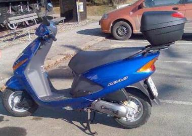 Gebrauchtmotorrad Honda SCV 100 Lead