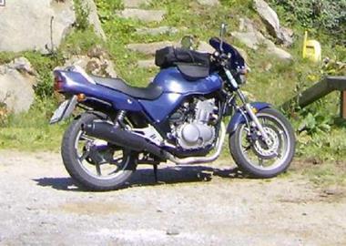 Gebrauchtmotorrad Honda CB 500