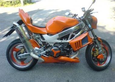 Gebrauchtmotorrad Honda VTR 1000 F Fire Storm