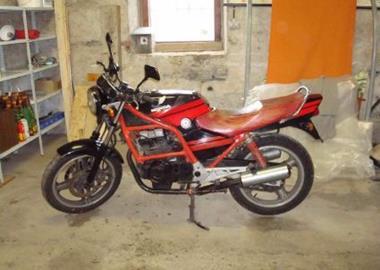 Gebrauchtmotorrad Honda CB 450