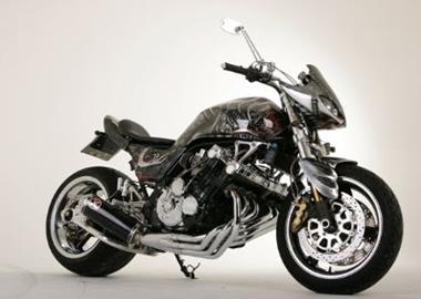 Gebrauchtmotorrad Honda CBX 1000