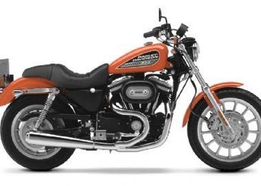 Gebrauchtmotorrad Harley-Davidson Sportster XL 883 R Roadster