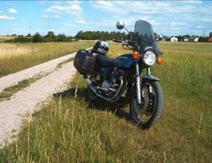 Gebrauchtmotorrad Kawasaki Z 650