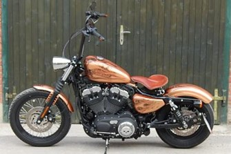 Harley-Davidson Sportster XL 1200 N Nightster