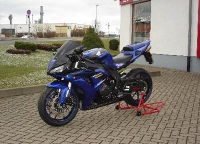 Honda CBR1000RR Fireblade Stark umgebaut
