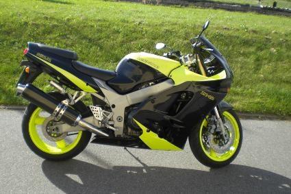 Kawasaki ZX-9R Ninja