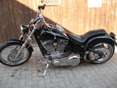 Harley-Davidson Custom Bike