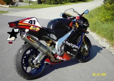 Gebrauchtmotorrad Aprilia RSV 1000 R Factory (RSV Mille R Factory)