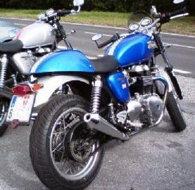 Gebrauchtmotorrad Triumph Thruxton