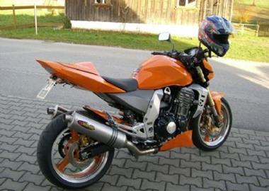 Gebrauchtmotorrad Kawasaki Z1000