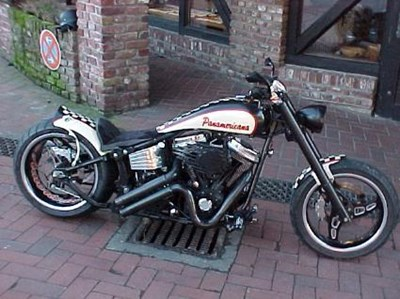 Softail Custom FXSTC